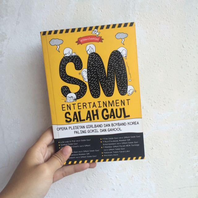 SM Entertaiment Salah Gaul