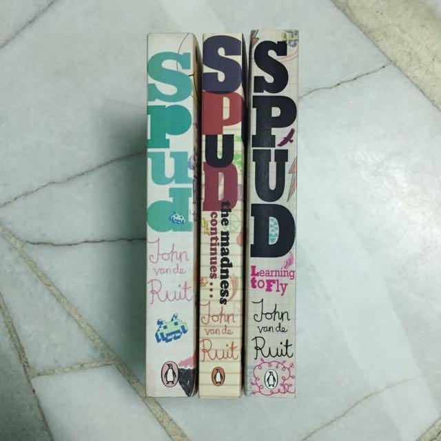 Spud Trilogy by John van de Ruit