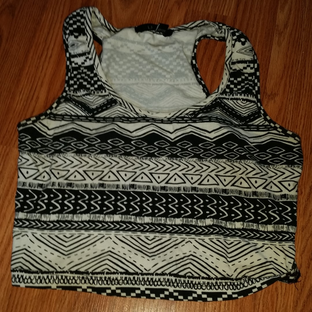 Super Cute Crop Top Sz. SM