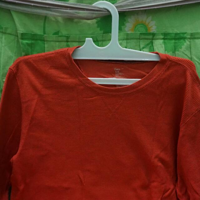 Sweater Orange