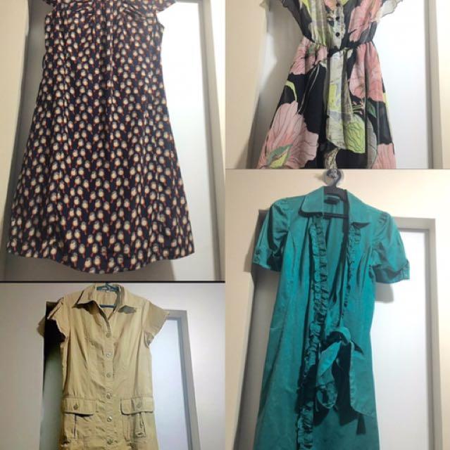 Take-All Casual Dress