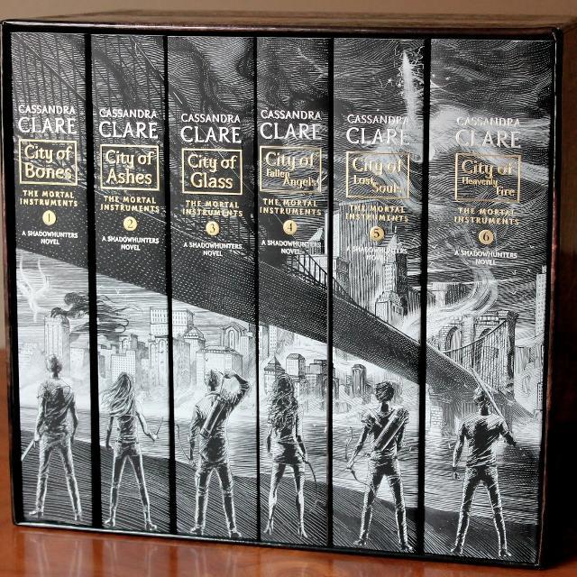 The Mortal Instruments Box Set