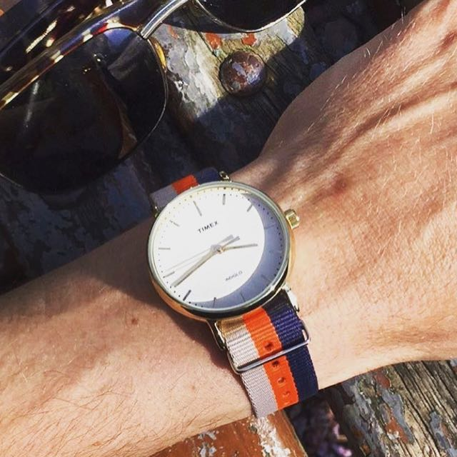 Timex Watch - Fairfield Collection