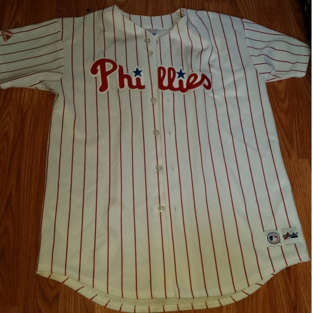 Vintage Phillies Jersey Sz. XL (fits like a M)