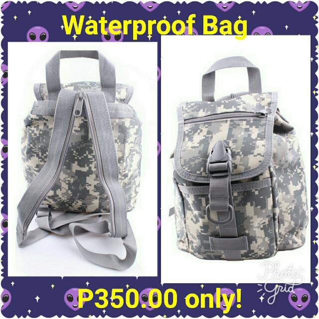 Waterproof Camouflage Bag