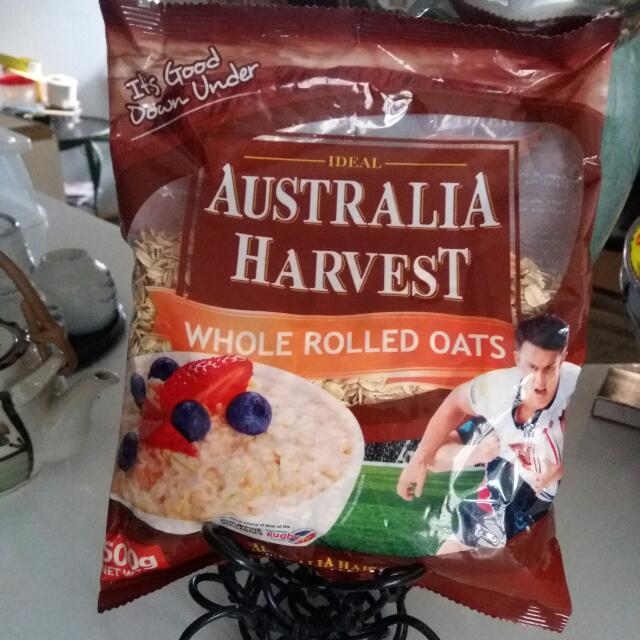 Lactation Whole Rolled Oats 500g