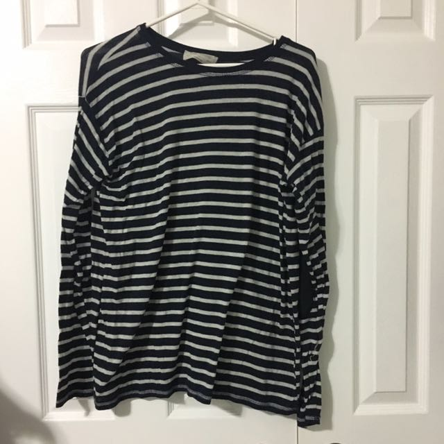 Zara Striped Long Sleeve