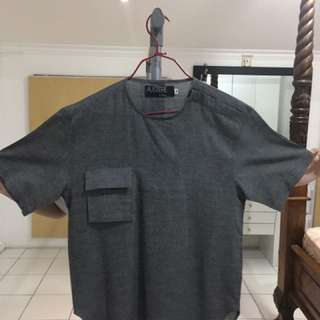 Austere By Tri Handoko Boxy Shirt