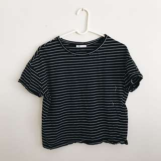Zara Striped Tshirt