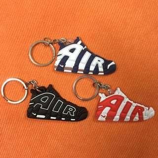 (Bundle Of 3) Nike Up Tempo Keychain