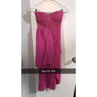 Dress Size XS