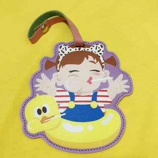Bentoy棒棒糖女孩 旅行行李牌吊牌包包掛飾