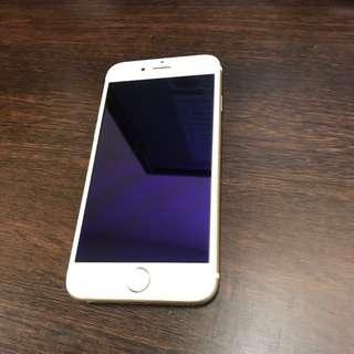 Iphone6 香檳金 64G 功能全正常 9.8成新
