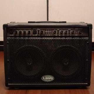英國 Laney 木吉他音箱 雙單體 雙前級