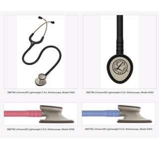 3M™ Littmann® Lightweight II S.E. Stethoscopes