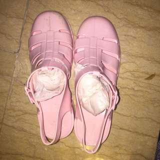 New Look's Jelly Shoes!