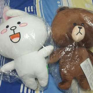 Brown & Cony Toy
