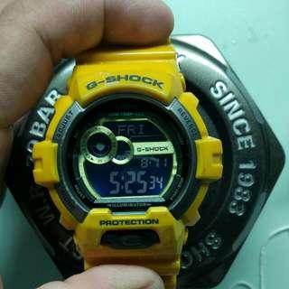 Casio G Shock GLS 8900 9DR