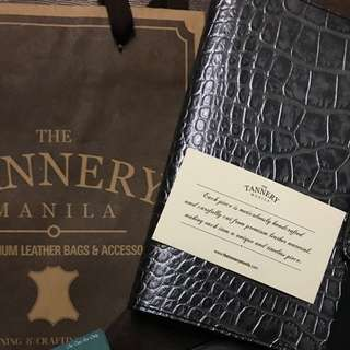 The Tannery Notebook Jacket