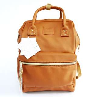 Anello PU Leather Mini Backpack (AT-B1212)