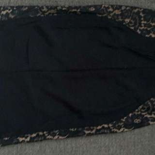 Zimmerman pencil Lace Skirt