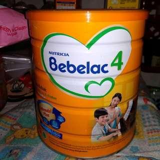 Bebelac 4 Vanilla / Barter Susu Dancow  #MothercareSale