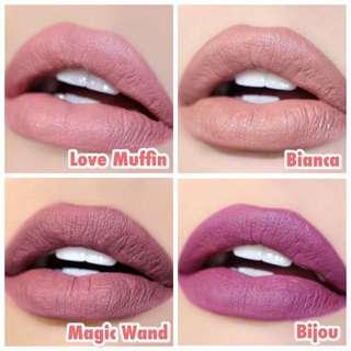 ColourPop Liquid Lipsticks