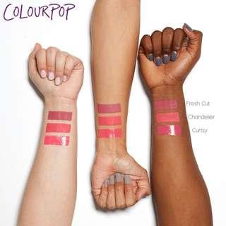 ColourPop Phase 2 Lip Bundle