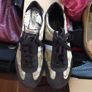Coach Rubber Shoes