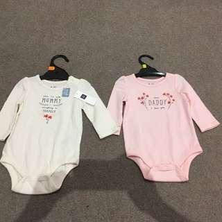 Brand New Baby Gap