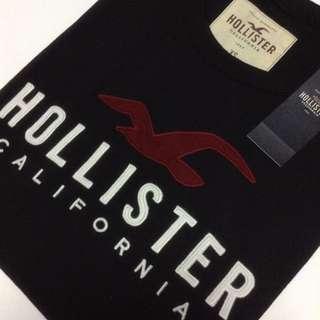 *INSTOCK Hollister Graphic Tee