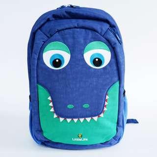 Little Life Crocodile Kids SchoolPak