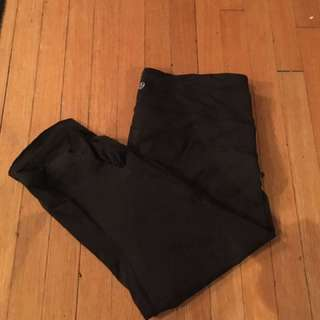 LULULEMON Brand New Black Capris