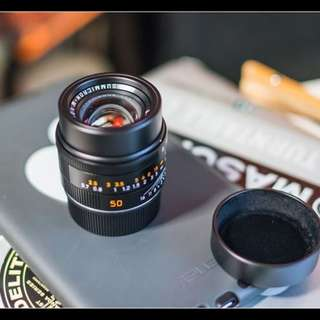 Leica APO Summicron 50 F2.0 ASPH [Reserved pending deal]