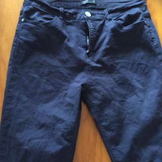 Navy Blue Glassons Jeans