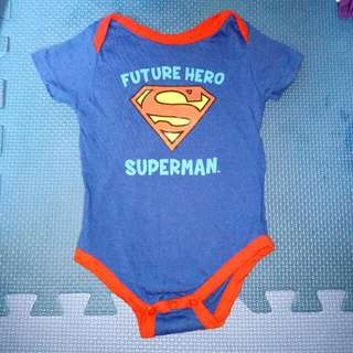 Superman Onesie
