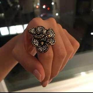 $15 Swarovski Ring