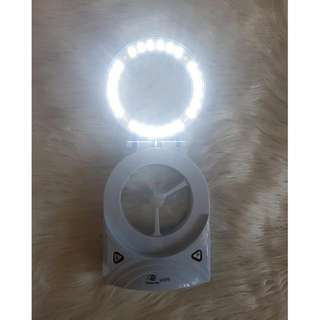 Emergency RING LIGHT + Fan
