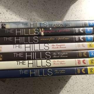 The Hills Season 1 - Season 6
