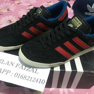 Adidas Beckenbauer Allround Size 7.5uk Fit 8uk