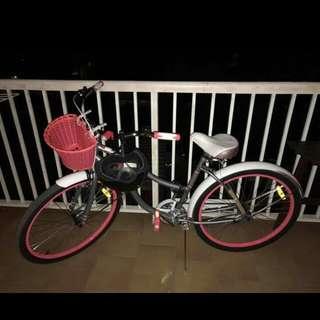 Women Bike cycle
