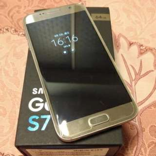 SAMSUNG S7 炫燦金 4G/64G (G5 hTC10 R9S V20 XZ)