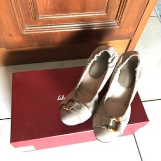 Ferragamo Meriggio Shoes 5.5D (35.5)