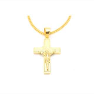 18k Necklace 項鍊