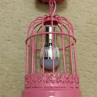 EUC Locker Lounge Birdcage Locker Light