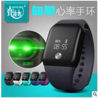 A88 心率監測智慧手環