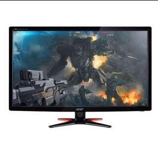 "Acer GN246HL-Black FHD 24"" Monitor 144mhz FreeSync"