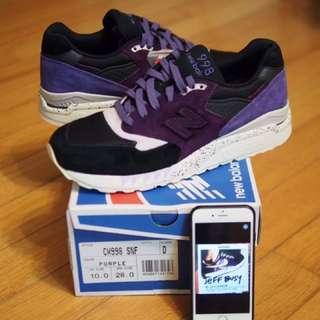 New Balance 998 Sneaker Freaker US10