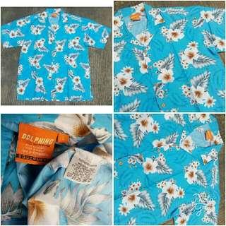 Dolphino Shirt Hawaii