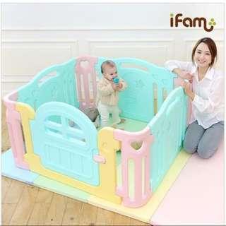 Ifam baby room 遊戲圍欄